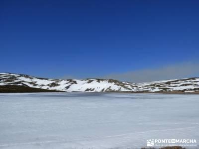 Parque Natural del Lago de Sanabria - rutas de senderismo;profesionalidad